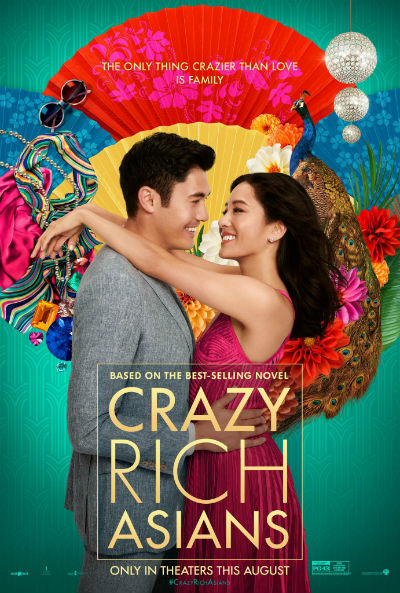Crazy Rich Asians Courtesy of Warner Bros