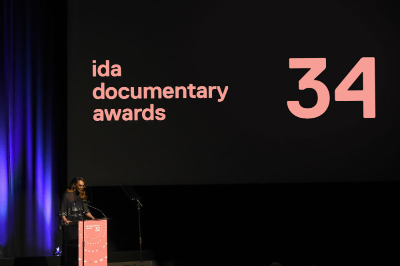 IDA Documentary Awards Shortlist