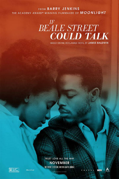 If Beale Street Could Talk Courtesy of Annapurna Pictures