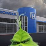 The Grinch Steals Honda Holiday Campaign